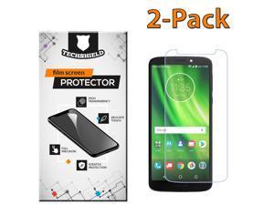 For  Moto G7 G6 E5 Power Plus Play Supra Screen Protector Film [2-Pack]