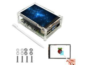 New 3.5 inch 320480 TFT LCD Display Touch Screen Monitor for Raspberry Pi 4 3B+