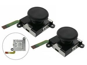 2x Analog Joystick Thumb Stick Replacement For  Switch Joycon Controller