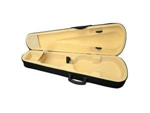 High Quality Beige Yellow Oxford Fabric 4/4 Full Size Acoustic Violin Case