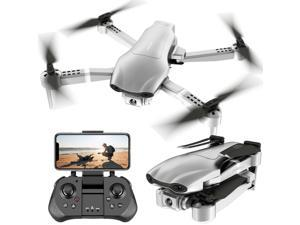 DEERC Foldable GPS S167 Drone with 4K HD Camera Altitude Follow Me Quadcopter