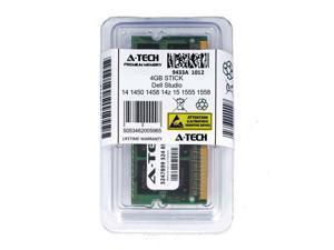 4GB SODIMM  Studio 14 1450 1458 14z 15 1555 1558 1569 PC3-8500 Ram Memory