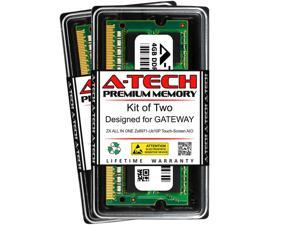 8GB 2x 4GB PC3-10600 Memory RAM for GATEWAY ZX ALL IN ONE ZX6971-UB10P TOUCH AIO