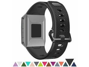 Replacement Silicone Rubber Classic Band Strap Wristband For  Ionic Watch