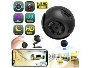 Gift Mini HD 1080P 360° IP Camera IR Night Vision Wireless Security Camcorder DV