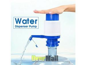 Easy to Use Drinking Water Jug Bottle Pump Manual Dispenser Home Office School