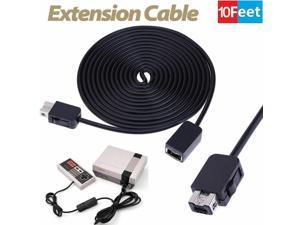 Controller Extension Cable Cord For  Mini SNES Classic Edition Super NES