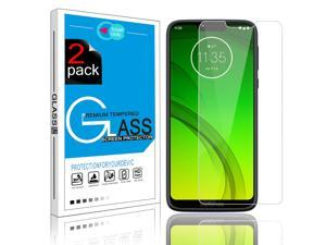 For  Moto G7 Power Supra Play Optimo MaxTempered Glass Screen Protector