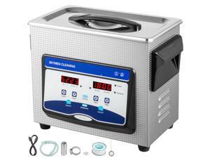 Ultrasonic Cleaner Jewelry Cleaner Ultrasonic Machine 3.2L Digital Sonic Cleaner
