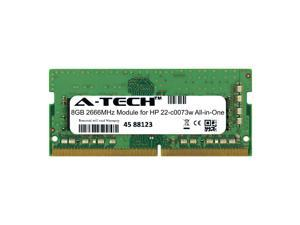 8GB 2666MHz DDR4 RAM for  22-c0073w All-in-One Memory Upgrade