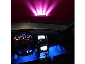 PINK 5-LED MOTORCYCLE/CAR/BOAT/HOME/ATV POD ULTRA BRIGHT ACCENT LIGHT 12V Bar