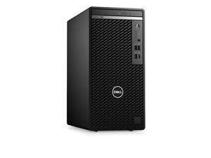 2020 Dell OptiPlex 5080 SFF Desktop - Intel Core i3 10th Gen - i3-10100 - Quad Core 4.3Ghz - 128GB SSD - 4GB RAM - AMD RADEON R5 430 - Windows 10 Pro