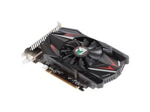 Maxsun Radeon RX 550 4G Graphic Card GDDR5 GPU Gaming Video Card video For PC New cyclone blade cooling system 9CM large size frost blade 9CM large size frost blade fan