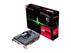 Radeon RX 550 DirectX 12 100414P2GL 2GB 128-Bit GDDR5 Video Card