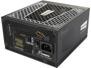 Seasonic 650W 80+ Titanium Power Supply PRIME Ultra 650W 80+ Titanium Power Supply, Full Modular, 135mm FDB Fan w/Hybrid Fan Control, ATX12V & EPS12V, Power On Self Tester, SSR-650TR