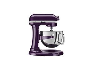 Professional 600 Series KP26M1XER Bowl-Lift Stand Mixer, 6 Quart, Purple Plumberry