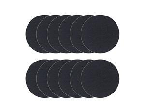 Pack Charcoal Filters for Kitchen Compost Bin Pail Replacement Filter Countertop Home Bucket Refill Sets, Round
