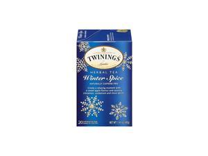 of London Winter Spice Herbal Tea Bags, 20 Count (Pack of 6)