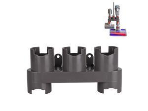 Docks Station Accessory Organizer Holders Compatible with Dyson V7 V8 V10 V11 Cordless Stick Vacuum Cleaner,Grey(1 Pack)