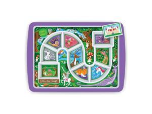 Fred Winner, Enchanted Forest Kid's Dinner Tray, 30 x 21.2 x 2 cm