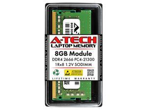 8GB DDR4 PC4-21300 2666MHz SODIMM CRUCIAL CT8G4SFS8266 Equivalent Memory RAM