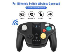 Pro Wireless Controller Game Pad Dual Analog for  Switch Gamecube NGC