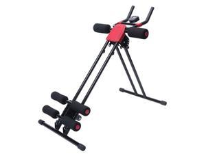 Abdominal Coaster Fitness Equipment Ab Trainer with Bottom-up Exercise Machine