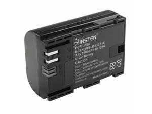 LP-E6 LP-E6N Battery for  EOS 70D 60D 80D 5D 6D 7D Mark II III LC-E6E