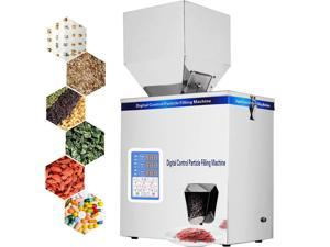 1-500g Powder Particle Subpackage Device Spices Weighing And Filling Machine