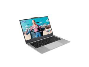 AVITA LIBER V 14 inch Laptop i5-10210U/8GB DDR4 Memory/512GB SSD with 3.7mm Ultra-narrow Bezel Fingerprint Unlock Grey US Plug