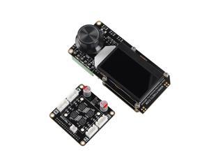 All in One II AIO II V3.2 32-bit MCU Mainboard + 4X TMC2208 256-microsteps Stepper Motor Driver Board And Play Adapter Module Kit for 3D Printer Part