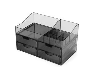 Acrylic Cosmetic Transparent Storage Box All In One-#04