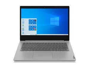 "Lenovo Ideapad 3 14 Laptop Computer I 14"" FHD Anti-glare Display I 10th Gen Intel Quad-Core i5-1035G1 I 12GB DDR4 512GB SSD I Dolby Audio Webcam WIFI HDMI Win 10"