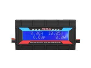 150A High Precision Watt Meter Detector Power Analyzer RC Model Current Voltage Power