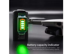 Compatible with DJI Mavic Mini Drone Battery Capacity Indicator Battery Level Display Battery 4-level Led