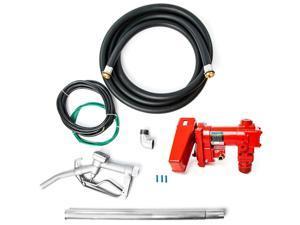 Practical Fuel Transfer Pump 12 Volt 20 GPM  Gas Gasoline Kerosene 2600RPM