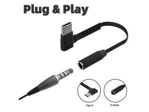 USB-C Type C Adapter to 3.5MM Aux Audio Jack Headphone Cable For  Android