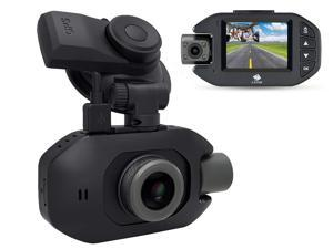 """Z-EDGE  Z3Pro Uber Dash Cam 2.0"""" Screen Infrared Night Vision Dual Dash Camera Front and Inside, Dual 1920x1080P Car Camera, with 32GB Memory Card, Supercapacitor, WDR, 150° Wide Angle"""