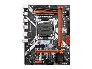 HUANANZHI X99-8M-T Motherboard Intel XEON E5 X99 LGA2011-3 All Series DDR3 RECC NON-ECC Memory NVME USB3.0 SATA