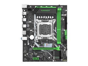 HUANANZHI X79 6M Motherboard Intel XEON E5 LGA2011 All Series DDR3 RECC NON-ECC Memory NVME USB3.0 Processor C2/V1/V2