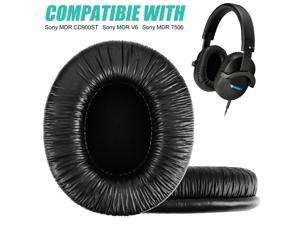 Ear Pads Foam For  MDR-7506 MDR-V6 MDR-CD 900ST Headphone Replacement Earpad