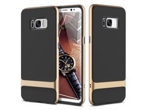 For  Galaxy S8 / Galaxy S8 Plus Phone Case Shockproof Slim Bumper Cover