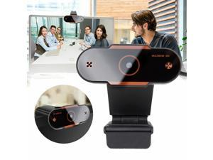 1080P Full HD USB Webcam For PC Desktop Laptop Web Camera With Microphone / FHD