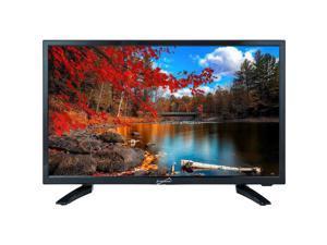 24 Inch LED HDTV with HDMI,VGA,USB input,AC/DC Compble | SC-2411