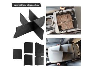 Armrest Storage Box Central Control Organizer Insert Storage Box For Wrangler US