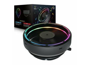 darkStorm M2 CPU Air Cooler RGB LED Ring Hydraulic Bearing  /