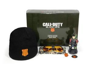Call Of Duty: Black Ops 4 Gear Crate   Limited Edition Collectible Loot Box