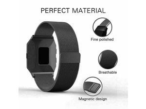 Milanese Loop Stainless Magnetic Watch Band For  Ionic Steel Metal Strap