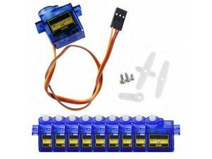 5pc 9G SG90 Micro Servo Motor For RC Robot Helicopter Aircraft Car Boat