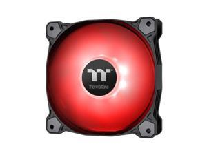 Thermaltake 140mm Pure A14 PWN Case Fan (Single Pack)-Red CL-F110-PL14RE-B